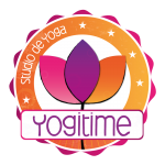 logo yogitime, yoga iyengar gap