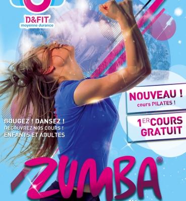Flyer Zumba saison 2014