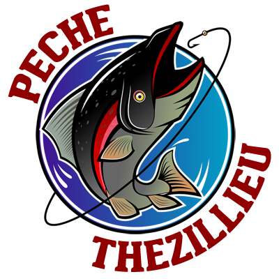 logo pêche thezillieu