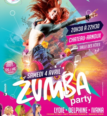 Flyer Zumba 2015 – D&Fit