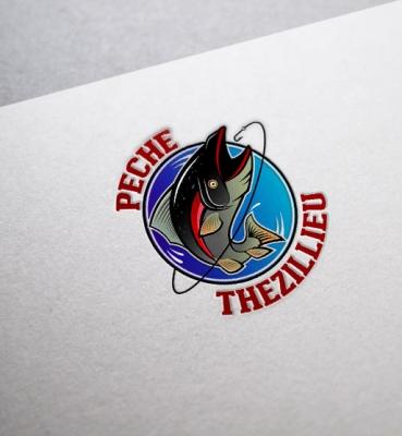 Logo Pêche Thézillieu