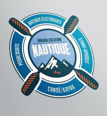 Logo Sbrava Nautique