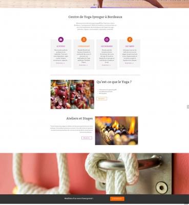 Site Trishula Yoga