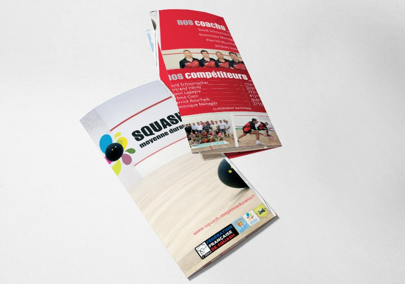 brochure squash durance