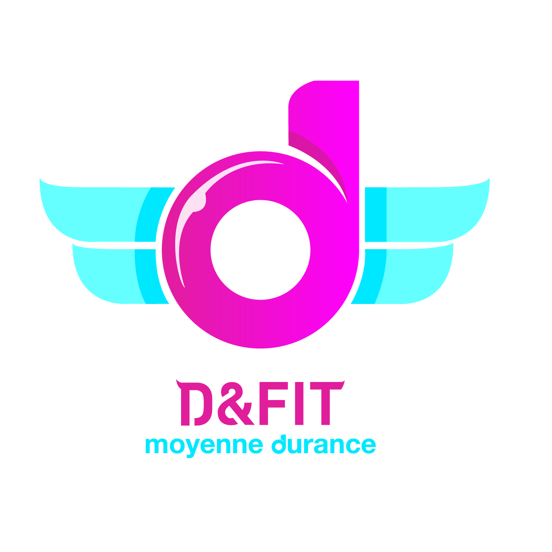 logo d&fit zumba durance