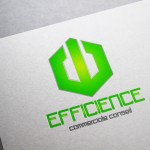 logo efficience commerciale conseil