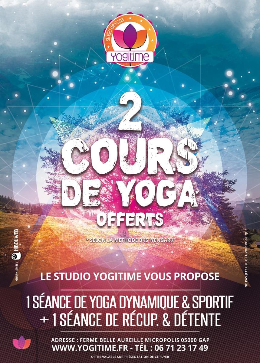 flyer yoga