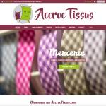 accroc tissus gap