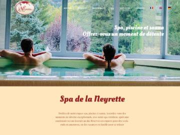 Spa---La-Neyrette---Hôtel-Restaurant