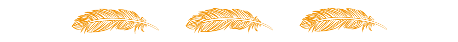 plumes-oranges