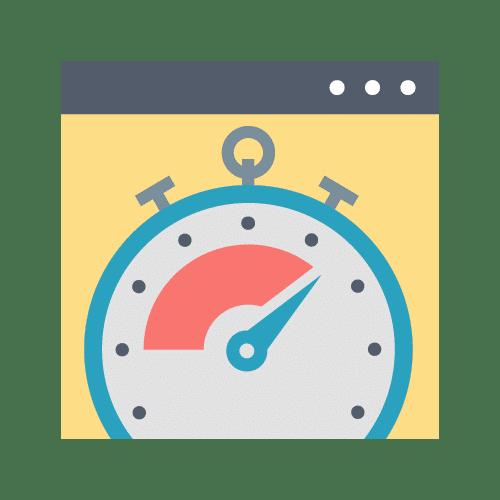 vitesse affichage page internet
