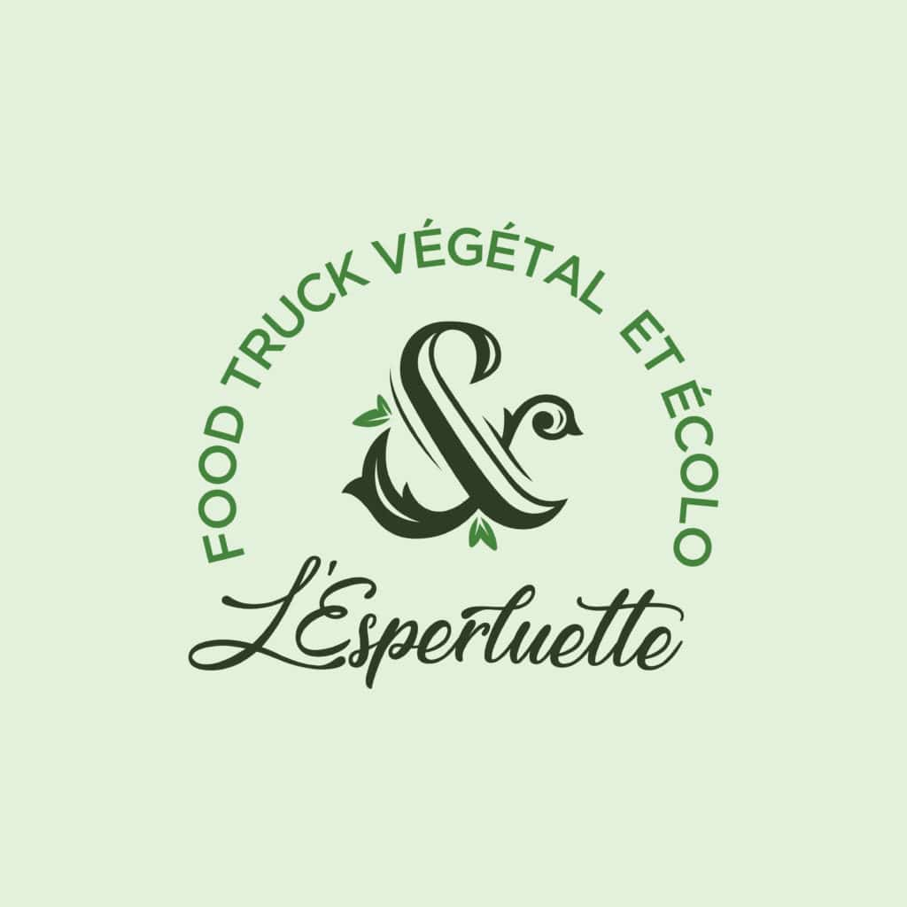 esperluette foodtruck logo