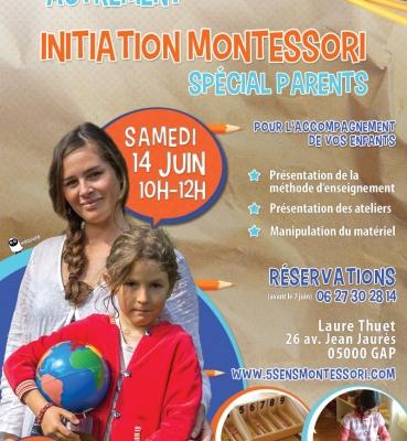 Affiche Montessori