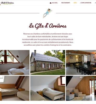 Site Arvières