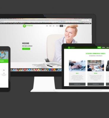 Création de site internet : Effcom