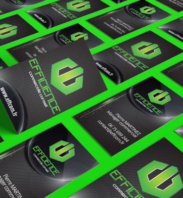 Efficience Commerciale – cartes de visite