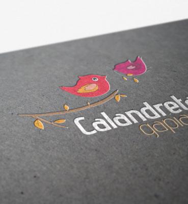 Logo Calandreta Gap