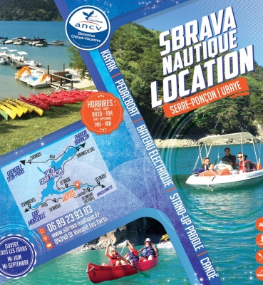 Flyer Sbrava Nautique